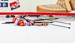 02.03.2019, Seefeld, AUT, FIS Weltmeisterschaften Ski Nordisch, Seefeld 2019, Nordische Kombination, Langlauf, Team Bewerb 4x5 km, im Bild Mario Seidl (AUT) // Mario Seidl of Austria during the Cross Country Team competition 4x5 km of Nordic Combined for the FIS Nordic Ski World Championships 2019. Seefeld, Austria on 2019/03/02. EXPA Pictures © 2019, PhotoCredit: EXPA/ Stefanie Oberhauser