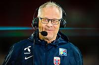 Fotball , 1 September , VM Kvalifisering , Landslaget , Norge - Aserbajdsjan , Lars Lagerback , Lars Lagerbäck<br /> <br />  , Foto: Marius Simensen, Digitalsport
