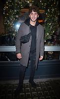 Eyal Booker at the Club 64 VIP launch at Salon 64 Soho London. 27.11.19
