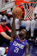 Clippers v Pelicans - 23 Oct 2018