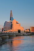Canadian Museum of Human Rights (CMHR)<br /> Winnipeg<br /> Manitoba<br /> Canada