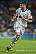Karim Benzema leads the Real Madrid Attack