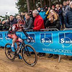 2020-02-08 Cycling: dvv verzekeringen trofee: Lille: Eli Iserbyt is the winner of the GC