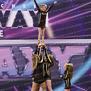 1142_Yorkshire Martyrs Cheerleading Squad - Gold Starlets