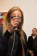 PHOEBE COLLINGS-JAMES, George Condo - private view . Simon Lee Gallery, 12 Berkeley Street, London, 10 February 2014