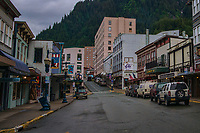 Franklin Street, City Centre, Juneau