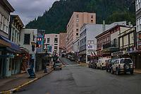 Franklin Street, City Centre, Juneau