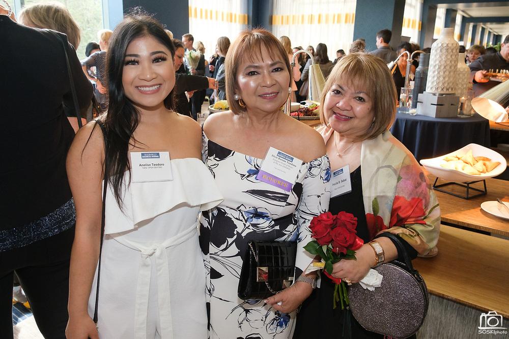 Silicon Valley Business Journal's Women of Influence event at the Fairmont San Jose in San Jose, California, on May 16, 2019. (Stan Olszewski for Silicon Valley Business Journal)