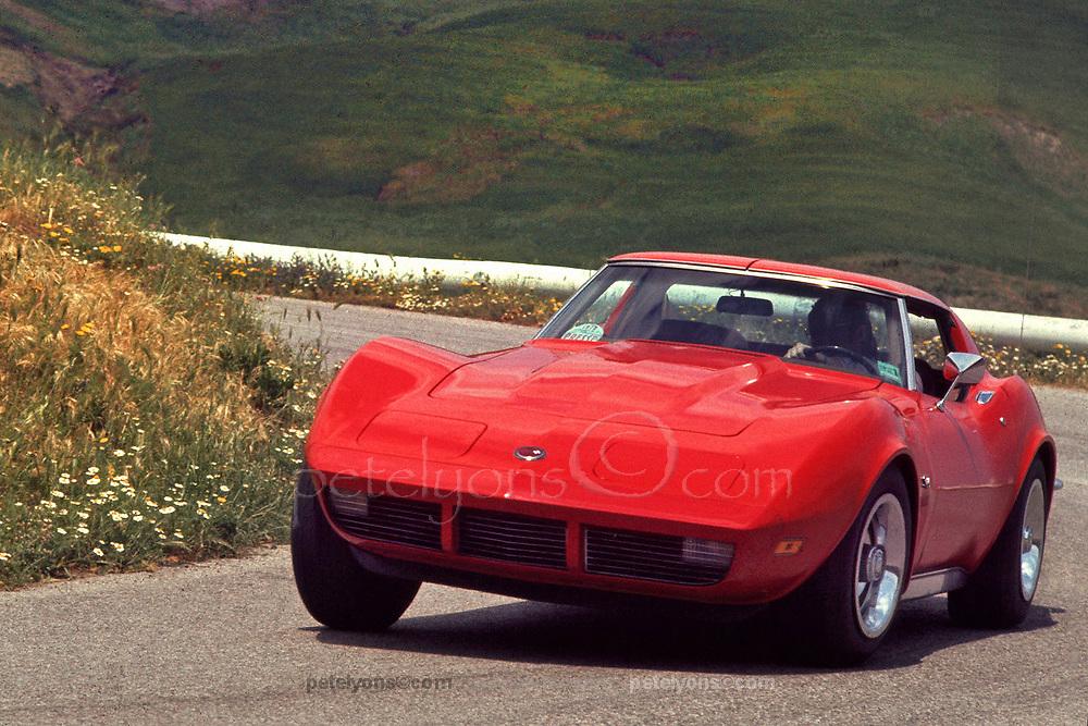 On the Targa Florio circuit, Sicily 1973; PHOTO BY Pete Lyons 1973 / www.petelyons.com