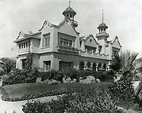 1908 Paul DeLongpre's residence