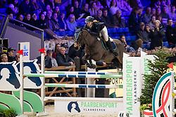 Duffy Orla, IRL, Atlanta<br /> Jumping Mechelen 2019<br /> © Hippo Foto - Sharon Vandeput<br /> 28/12/19