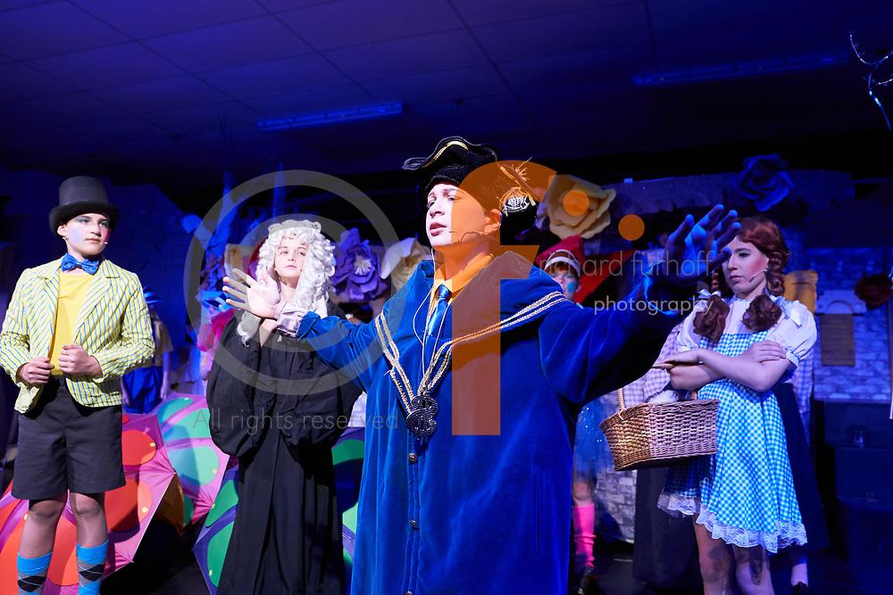Hereworth School presents The Wizard of Oz.