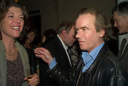 SIGRID RAUSING AND MARTIN AMIS, party to celebrate the 100th issue of Granta magazine ( guest edited by William Boyd.) hosted by Sigrid Rausing and Eric Abraham. Twentieth Century Theatre. Westbourne Gro. London.W11  15 January 2008. -DO NOT ARCHIVE-© Copyright Photograph by Dafydd Jones. 248 Clapham Rd. London SW9 0PZ. Tel 0207 820 0771. www.dafjones.com.