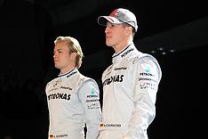 2010 Mercedes Launch December Stuttgart