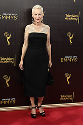 . Lou Eyrich   attends  2016 Creative Arts Emmy Awards - Day 1 at  Microsoft Theater on September 10th, 2016   in Los Angeles, California.Photo:Tony Lowe/Globephotos