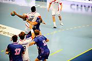 DESCRIZIONE : Handball Tournoi de Cesson Homme<br /> GIOCATORE : ABALO Luc<br /> SQUADRA : Paris<br /> EVENTO : Tournoi de cesson<br /> GARA : Paris Cesson<br /> DATA : 07 09 2012<br /> CATEGORIA : Handball Homme<br /> SPORT : Handball<br /> AUTORE : JF Molliere <br /> Galleria : France Hand 2012-2013 Action<br /> Fotonotizia : Tournoi de Cesson Homme<br /> Predefinita :