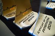 September 16-18, 2015 Lamborghini Super Trofeo, Circuit of the Americas: COTA trophy details