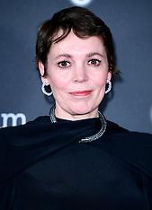 Olivia Colman awarded BFI Fellowship - 7 March 2019