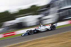 August 31, 2018 - Portland, Oregon, United Stated - MAX CHILTON (59) of England takes to the track to practice for the Portland International Raceway at Portland International Raceway in Portland, Oregon. (Credit Image: © Justin R. Noe Asp Inc/ASP via ZUMA Wire)