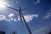 wind energy farm Andalusia Spain