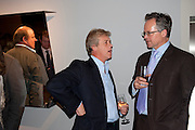 PETER THOMPSON; STEPHEN FORDHAM, Maggie's autumn fundraiser in aid of the Cancer charity. .  Phillips de Pury & Company, 9 Howick Place, London <br /> www.maggiescentres.org. 27 September 2010. <br /> <br /> -DO NOT ARCHIVE-© Copyright Photograph by Dafydd Jones. 248 Clapham Rd. London SW9 0PZ. Tel 0207 820 0771. www.dafjones.com.