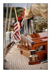 Day five of the Fife Regatta, lay day in Portavadie<br /> <br /> Astor, Richard Straman, USA, Schooner, Wm Fife 3rd, 1923<br /> <br /> * The William Fife designed Yachts return to the birthplace of these historic yachts, the Scotland's pre-eminent yacht designer and builder for the 4th Fife Regatta on the Clyde 28th June–5th July 2013<br /> <br /> More information is available on the website: www.fiferegatta.com