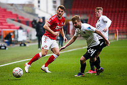 Chris Martin of Bristol City - Rogan/JMP - 10/01/2021 - Ashton Gate Stadium - Bristol, England - Bristol City v Portsmouth - FA Cup.