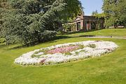 Valley Gardens park and garden, Harrogate, Yorkshire, England, UK
