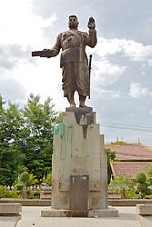 Statue Of King Sisavang