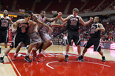 2014-15 Illinois State Redbirds Men's Basketball photos