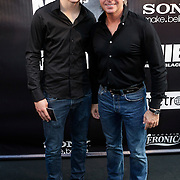 NLD/Amsterdam/20120522 - Premiere Men in Black 3, Dries Roelvink en zoon