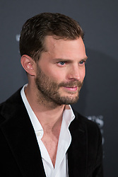 Jamie Dornan attends Fifty Shades Freed world premiere at Salle Pleyel on February 06, 2018 in Paris, France. Photo by Nasser Berzane/ABACAPRESS.COM