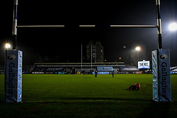 Generic view of the Recreation Ground - Mandatory by-line: Andy Watts/JMP - 08/01/2021 - RUGBY - Recreation Ground - Bath, England - Bath Rugby v Wasps - Gallagher Premiership Rugby