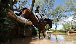 William Fox-Pitt on Little Fire during day four of the 2019 Mitsubishi Motors Badminton Horse Trials at The Badminton Estate, Gloucestershire.