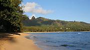Anahola Beach Park, Kauai, Hawaii