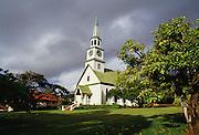 Kaahumanu Church, 1832, Wailuku, Maui, Hawaii