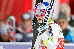 29.01.2012, Corviglia, St. Moritz, SUI, FIS Weltcup Ski Alpin, St. Moritz, Damen, Super-G, Superkombination, im Bild Lindsey Vonn (USA) // during Super-G, Supercombination of the FIS Ski Alpine Worldcup, Women at the Corviglia Course in St. Moritz, Switzerland on 2012/01/29. EXPA Pictures © 2012, PhotoCredit: EXPA/ Freshfocus/ Andy Mueller..***** ATTENTION - for AUT, CRO and SLO only *****