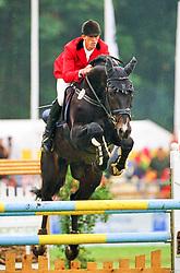 , Warendorf - Bundeschampionate 01. - 06.09.1998, Grannus First Class - Schmuck, Edwin