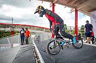 2021 UCI BMXSX World Cup<br /> Round 3 and 4 at Bogota (Colombia)<br /> ^me#239 NAKAI, Asuma (JPN, ME) Team_JPN