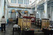 Yangon Myanmar. The Jewish Musmeah Yeshua Synagogue built in 1893