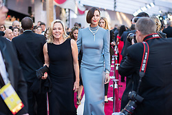Charlize Theron arrives on the red carpet of The 91st Oscars® at the Dolby® Theatre in Hollywood, CA on Sunday, February 24, 2019.