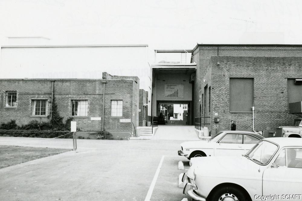 1974 KCET TV Studios