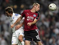 v.l. Andre Bergdølmo ,  København Sergej Barbarez HSV<br /> UEFA-Cup 1. Runde FC Kopenhagen - Hamburger SV<br /> <br /> Norway only