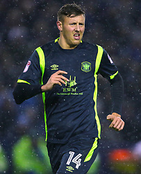 Carlisle United's Richie Bennett