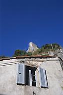 Roccastrada, the fortress