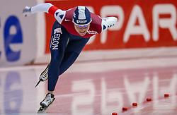 04-01-2003 NED: Europees Kampioenschappen Allround, Heerenveen<br /> 3000 m / Marja Vis NED
