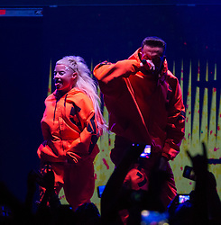 Die Antwoord performs at The Chelsea at The Cosmopolitan of Las Vegas in Las vegas, NV on August 23, 2017. 23 Aug 2017 Pictured: Die Antwoord. Photo credit: EKP/MPI/Capital Pictures / MEGA TheMegaAgency.com +1 888 505 6342
