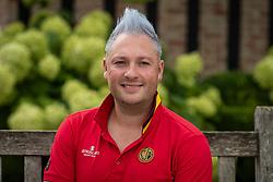 Van Ham Kevin, BEL <br /> Team Belgium Para Dressage 2019<br /> © Hippo Foto - Dirk Caremans<br /> 06/08/2019