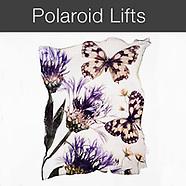POLAROID LIFTS - Photo Art Polaroid Prints by Photographer Paul E Williams