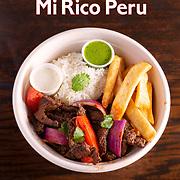 Recent Project: Mi Rico Peru